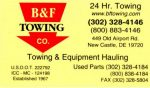 B&T Towing